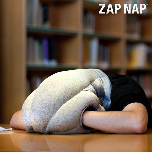 Almohada Avestruz Zap Nap Alien Pillow F1505152