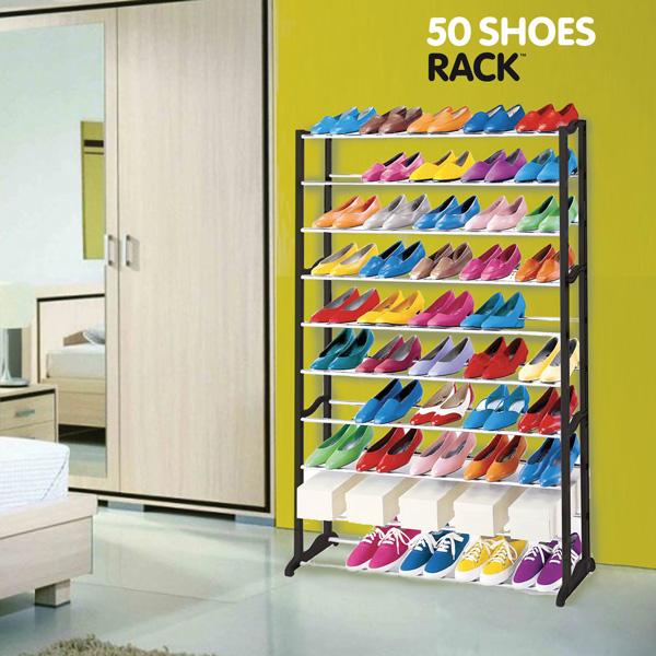 Stojalo Za Čevelje 50 Shoes Rack
