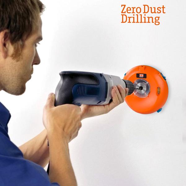 Zbiralnik Za Prah Med Vrtanjem Zero Dust Drilling