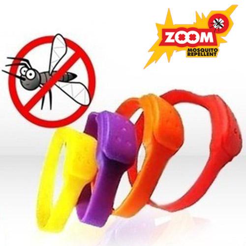 Pulsera Antimosquitos ZOOM Amarillo D0500106