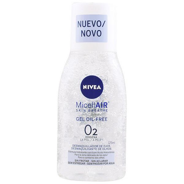 Struccante per Occhi Micell-air Nivea (125 ml)