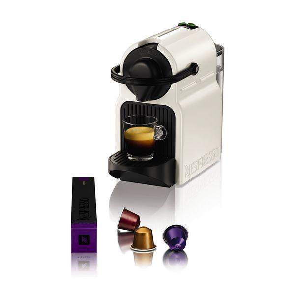 Krups Inissia XN1001 Pod coffee machine 0.7L White