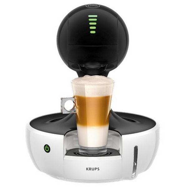 Krups KP3501 Pod coffee machine 0.8L Black,White coffee maker