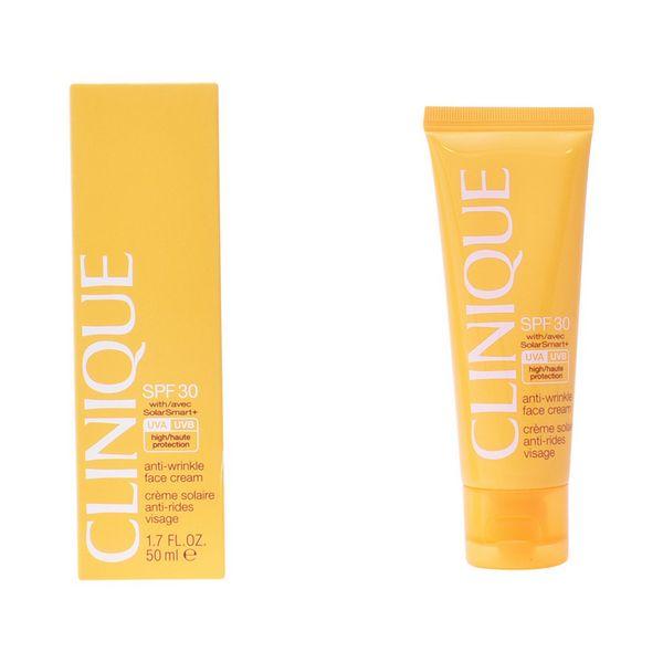 Krema za Sončenje za Obraz Anti-wrinkle Clinique SPF 30 (50 ml)