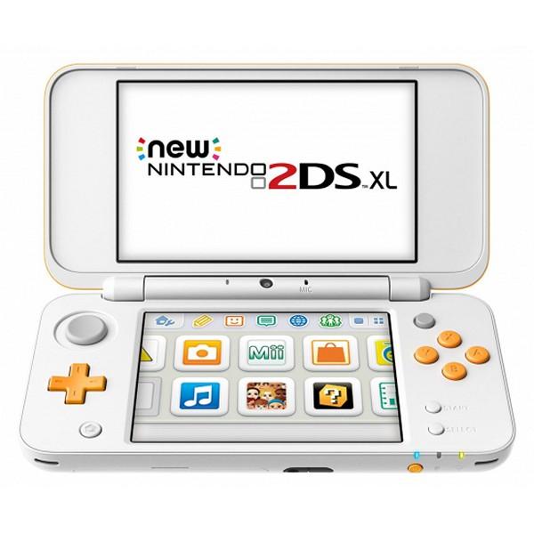 Nintendo New 2DS XL Nintendo 223593 4 GB microSDHC Bianco Arancio