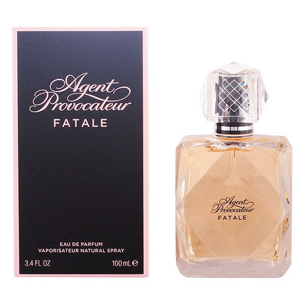 Perfume Mujer Fatale Black Agent Provocateur EDP