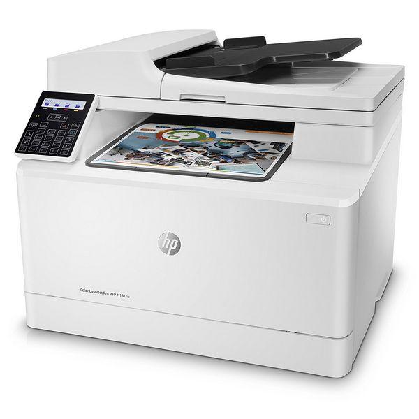Stampante Multifunzione HP Impresora multifunci�n LaserJe T6B71A Laser Fax