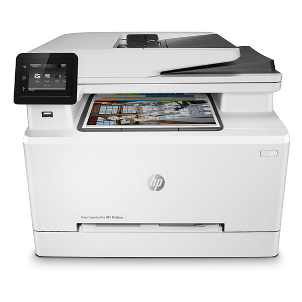 Impresora Multifunción HP Impresora multifunción LaserJe T6B80A WIFI Laser