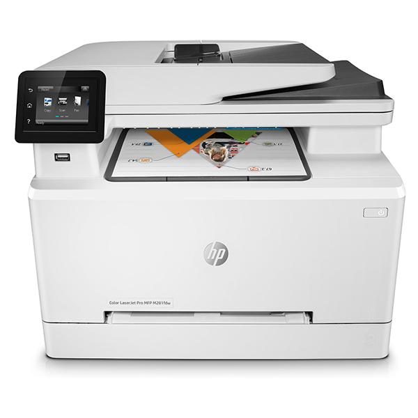 Impresora Multifunción HP Impresora multifunción LaserJe T6B82A Laser Fax