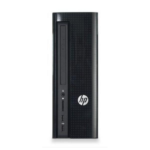 PC de Sobremesa HP 260-A110NS APU AMD Quad-Core A6-7310 1 TB HDD 8 GB RAM Windows 10 Negro