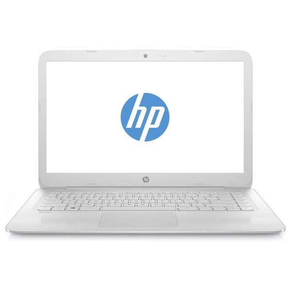 """Ordenador Portátil HP 14-AX003NS 14"""" HD Intel Celeron N3060 1.6 Ghz 32 GB 4 GB RAM Windows 10 Blanco"""