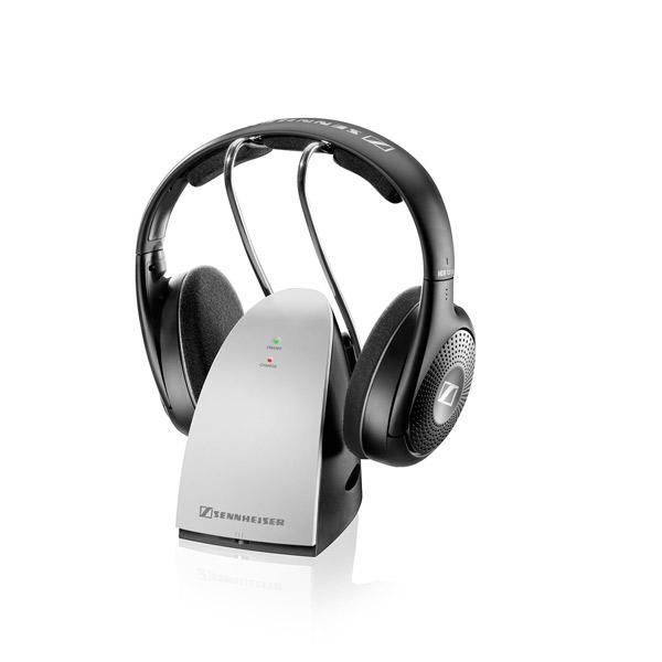 Auriculares Inalámbricos Sennheiser RS 120 II Negro Plata Diadema
