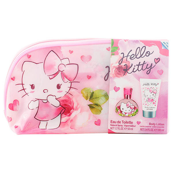 Set de Perfume Infantil Hello Kitty Hello Kitty (3 pcs)