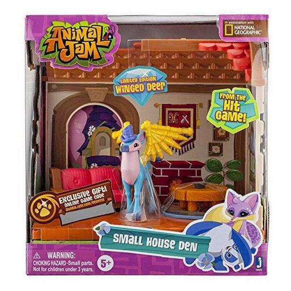 Casa de Miniatura Animal Jam 16873 Den (OpenBox)