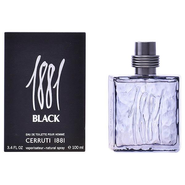 Perfume Hombre 1881 Black Pour Homme Cerruti EDT