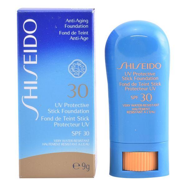 Trucco in Stick Uv Protective Shiseido Spf 30 (9 g)