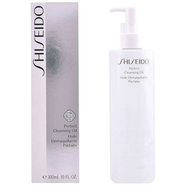Olio Struccante Essentials Shiseido (300 ml)