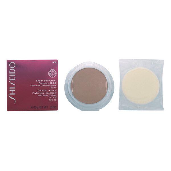 Maquillaje Compacto Shiseido 424
