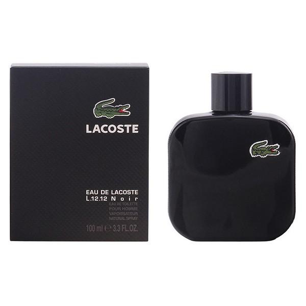 Perfume Hombre L.12.12 Noir Lacoste EDT