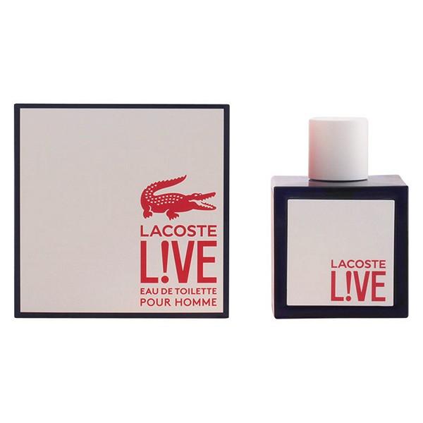 Perfume Hombre Live Lacoste EDT