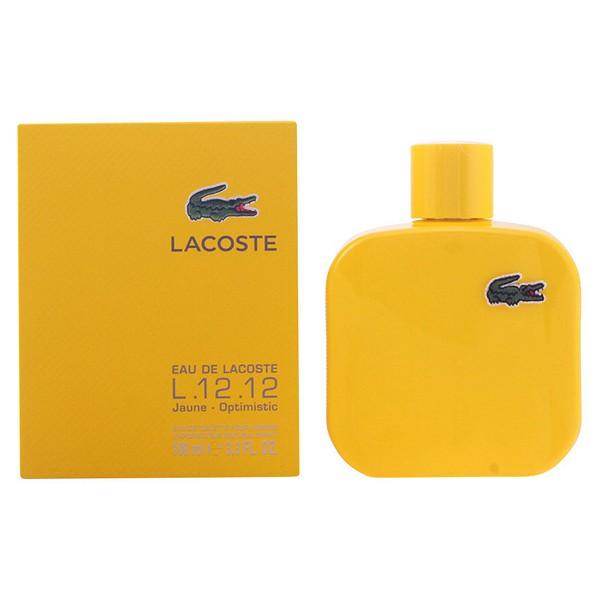 Perfume Hombre L.12.12 Jaune Lacoste EDT