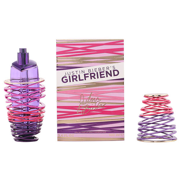 Perfume Mujer Girlfriend Justin Bieber EDP