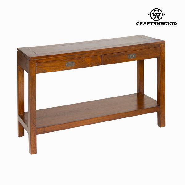 Konzolna miza z 2 predala - Serious Line Zbirka by Craften Wood