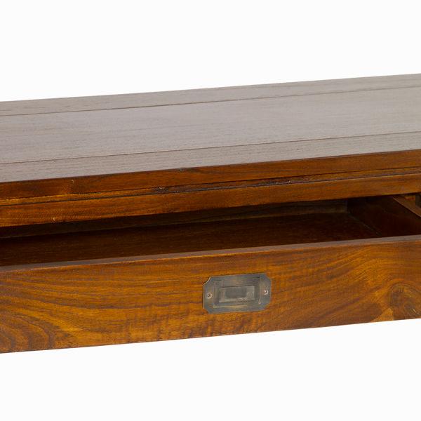 Consola mesa 2 cajones - Colección Serious Line by Craftenwood (1)