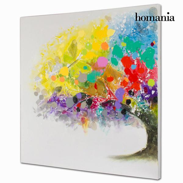 Oljna barvna slika drevo by Homania