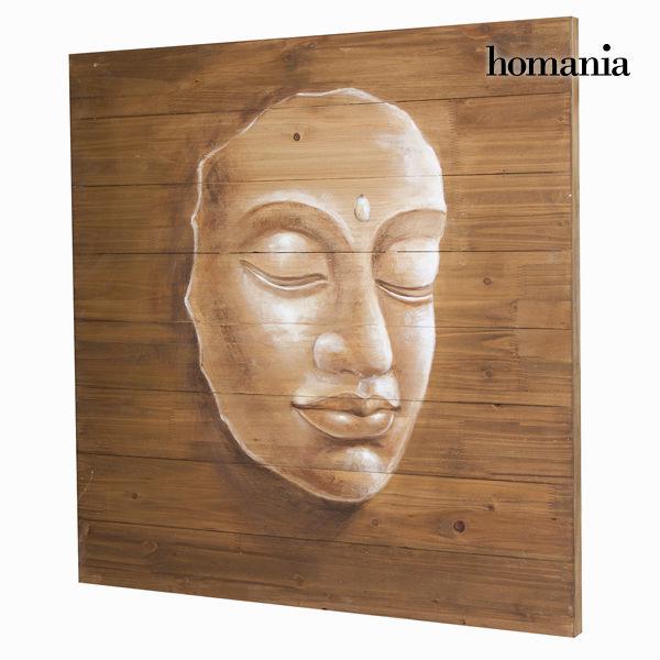 Cuadro sobre madera cara by Homania