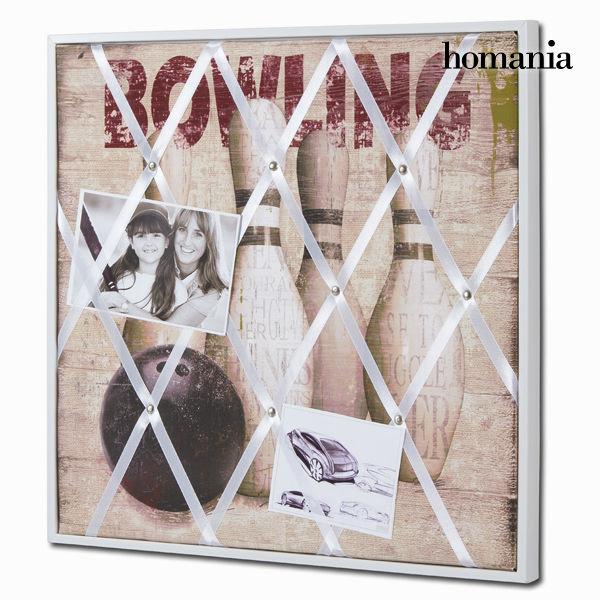 Slika s kegljem by Homania