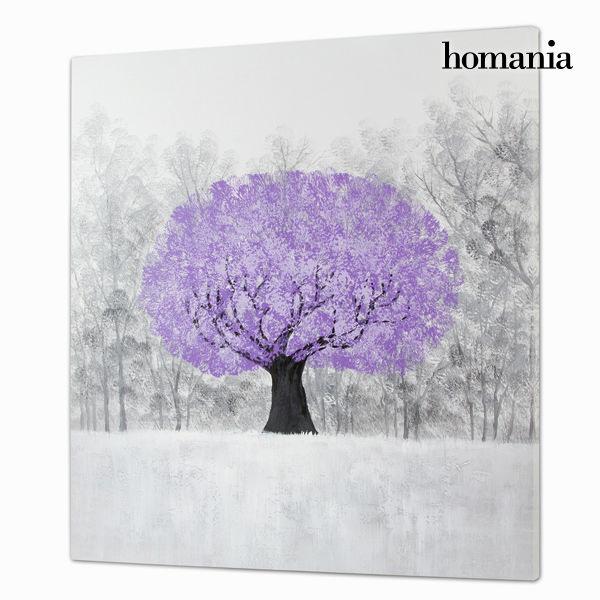 Oljna slika drevo by Homania