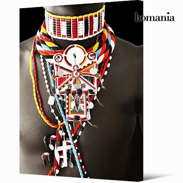 Cuadro digital pintado by Homania