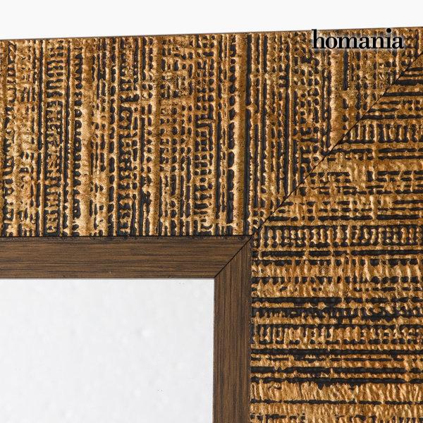 Espejo marco oro plano by Homania (1)