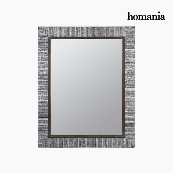 Espejo marco oro plata by Homania