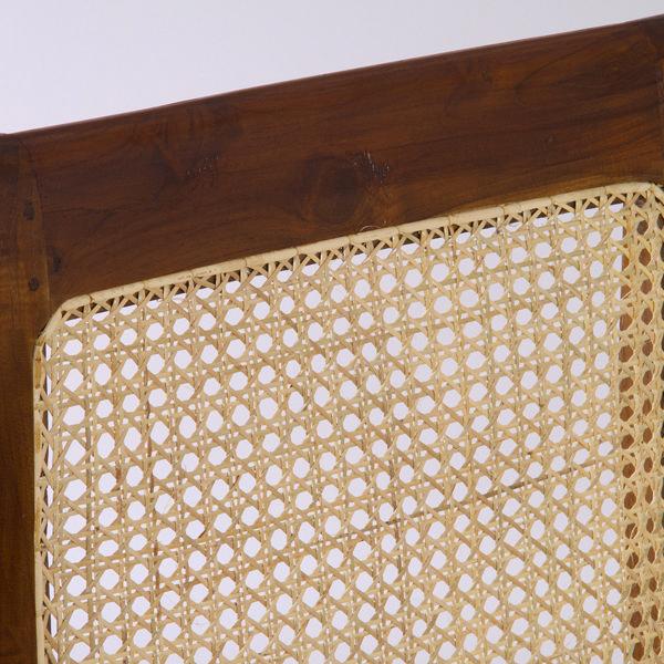Mecedora de teca nogal by Craftenwood (3)