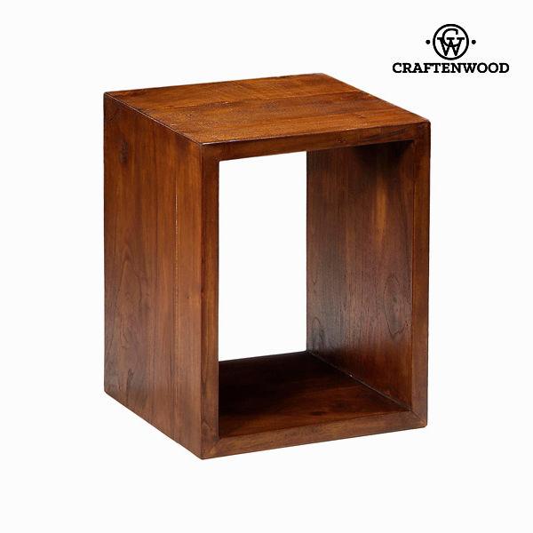 Estante cuadrado de madera - Colección Serious Line by Craftenwood