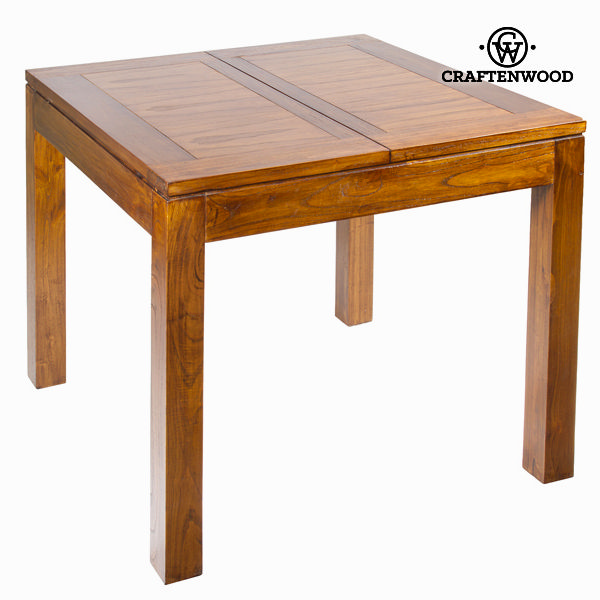 Mesa extensible comedor forest - Colección Chocolate by Craftenwood