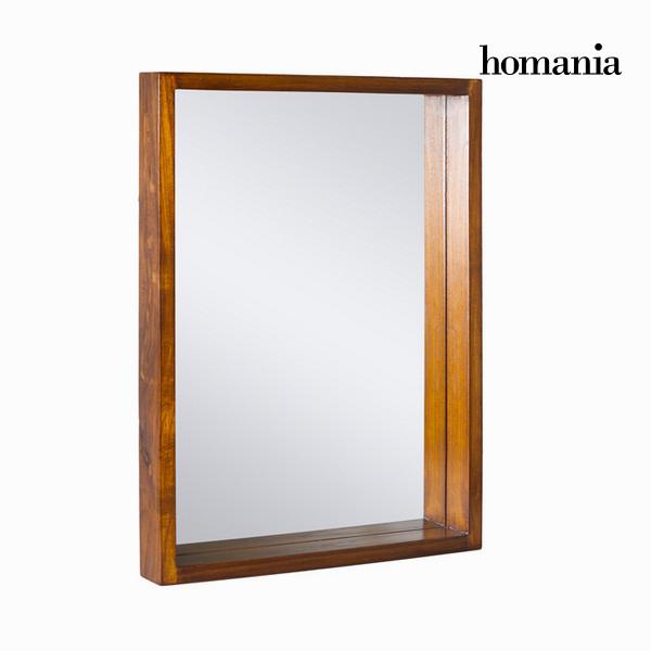 Specchio da muro forest - Chocolate Collezione by Homania
