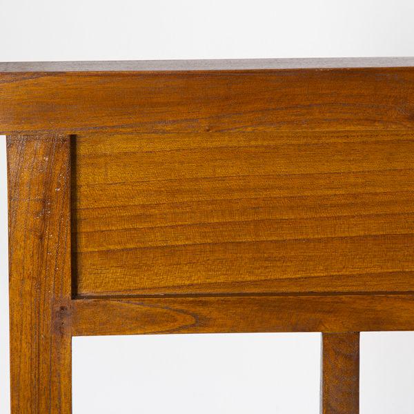 Cabecero de cama en madera - Colección Chocolate by Craftenwood (2)