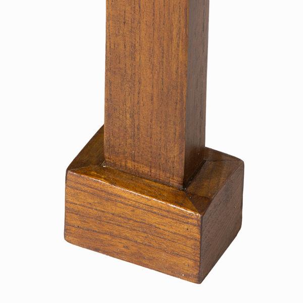 Cabecero de cama en madera - Colección Chocolate by Craftenwood (1)