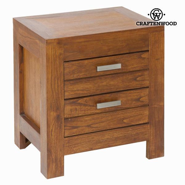Nočna mizica z 2 predala ohio - Be Yourself Zbirka by Craften Wood
