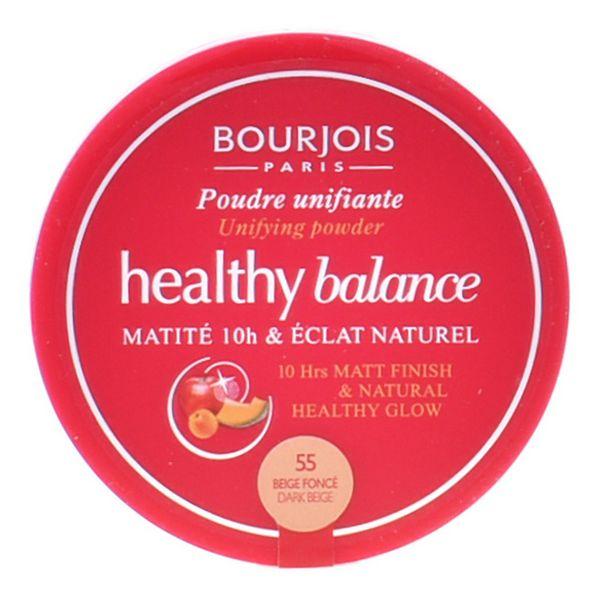 Polveri Compatte Healthy Balance Bourjois (9 g)