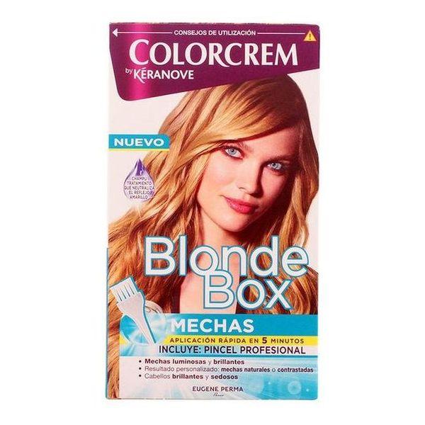 Snov za razbarvanje Blonde Box Mechas Eugene Perma