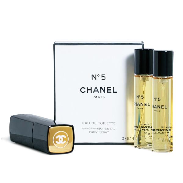 Cofanetto Profumo Donna N� 5 Chanel (3 pcs)