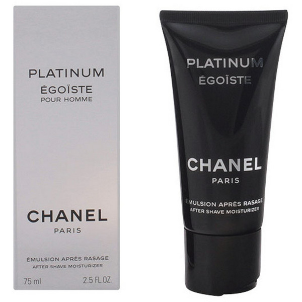 Gel Aftershave Manhood égoïste Platinum Chanel (75 ml)