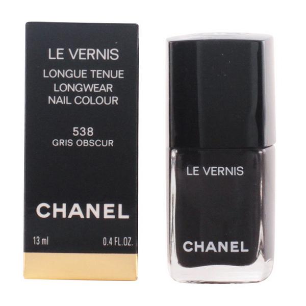 lak za nohte Le Vernis Longue Tenue Chanel - 624 - Bleu Trompeur - 13 ml