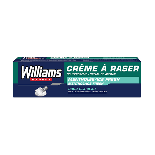 Crema de Afeitar Ice Fresh Williams