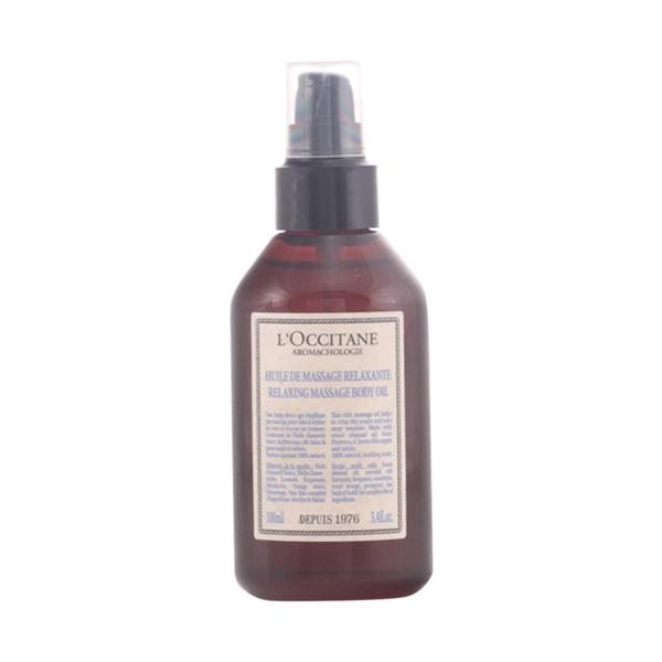 Aceite para masaje Aromachology L´occitane