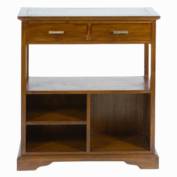 Mueble auxiliar con 2 cajones - Colección Franklin by Craftenwood (1)
